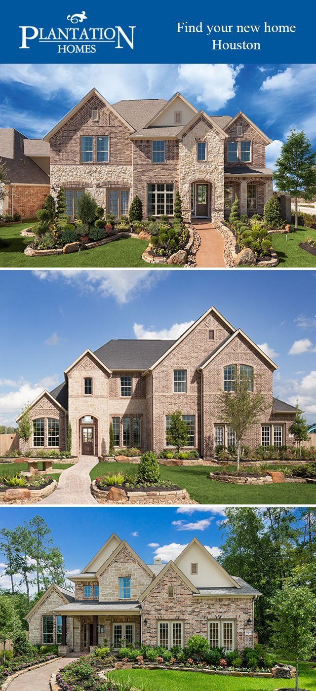Plantation Homes Floor Plans Houston
