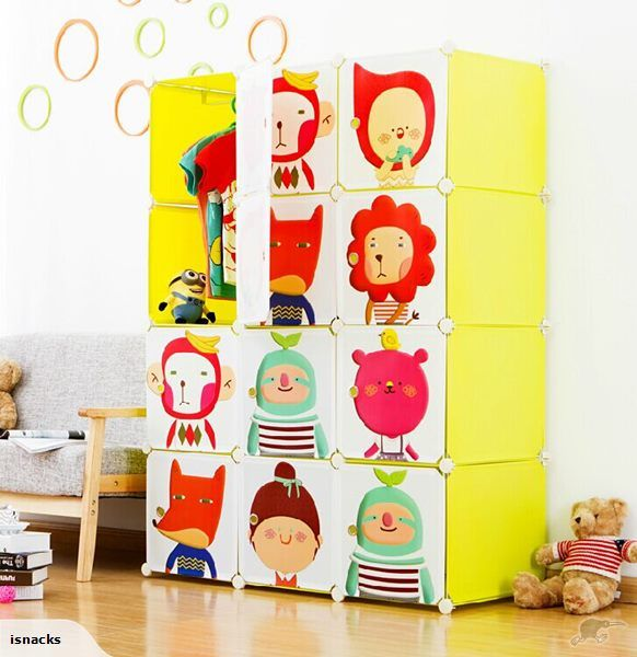 Kids Wardrobe organiser storage Y10 | Trade Me