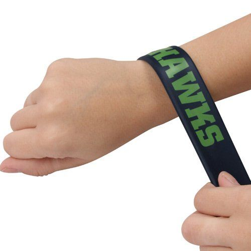 NFL Seattle Seahawks Team Slap Bandz  https://allstarsportsfan.com/product/nfl-seattle-seahawks-team-slap-bandz/  Available in all major leagues 100% Team Licensed Hand Crafted