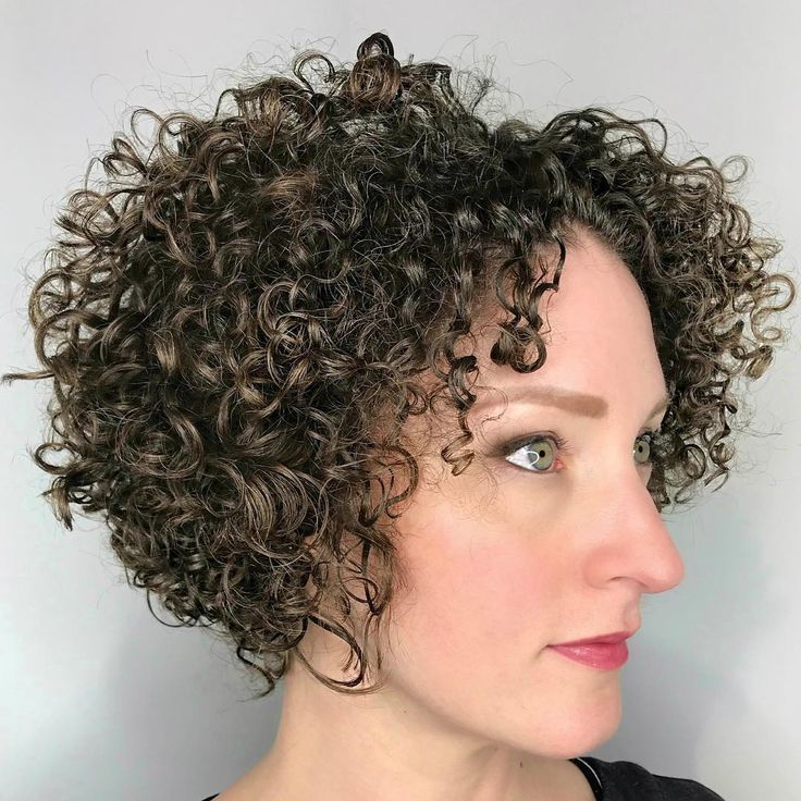 65 Different Versions Of Curly Bob Hairstyle My Style In