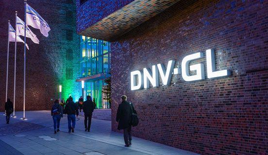 DNV GL contemplates ditching German branding