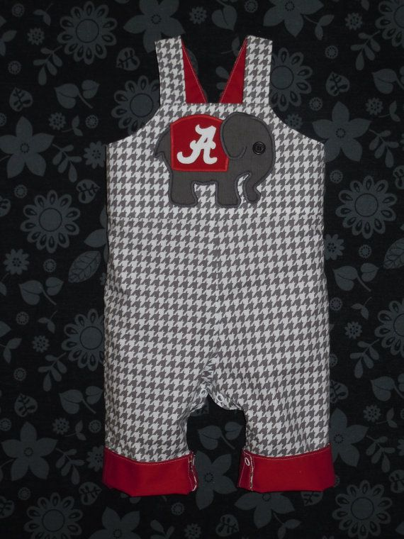 Bama --- this will what my babies will be wearing. Roll Tide!