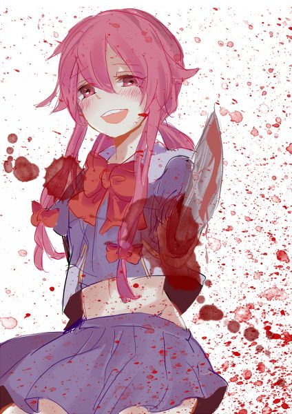 Vcs teriam coragem de namorar a Yuno??