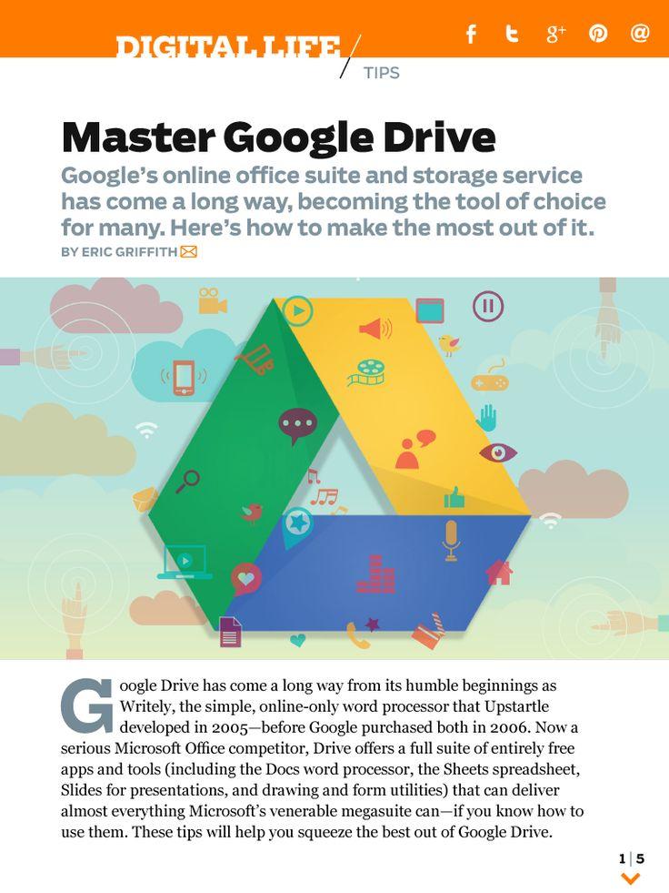 Master Google Drive