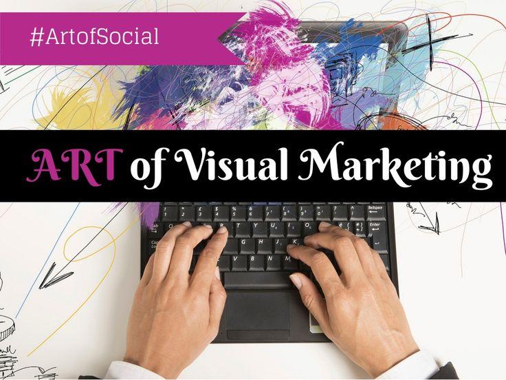 The Art of Visual Marketing by Peg Fitzpatrick and Guy Kawasaki by Peg Fitzpatrick via slideshare
