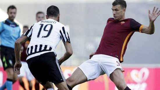 Prediksi AS Roma vs Juventus 15 Mei 2017