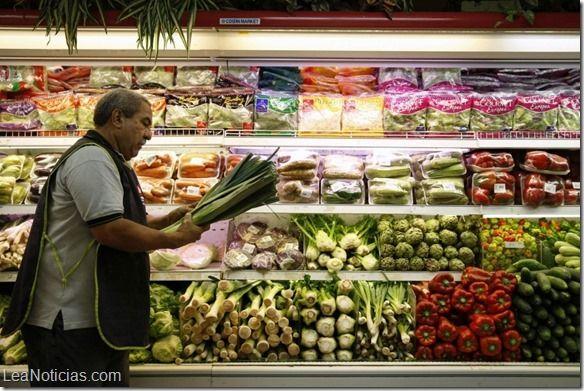 Precio de la canasta básica familiar venezolana subió a 26.576,04 bolívares - http://www.leanoticias.com/2014/11/18/precio-de-la-canasta-basica-familiar-venezolana-subio-a-26-57604-bolivares/