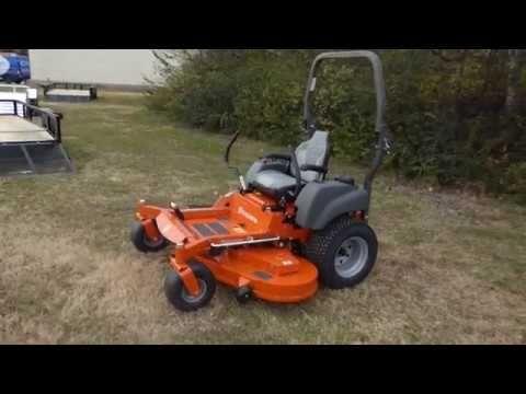 Husqvarna MZT61 Zero Turn Mower 61″ Deck 23hp Kawasaki