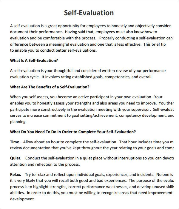 Best 25+ Employee evaluation form ideas on Pinterest Self - presentation evaluation form in doc