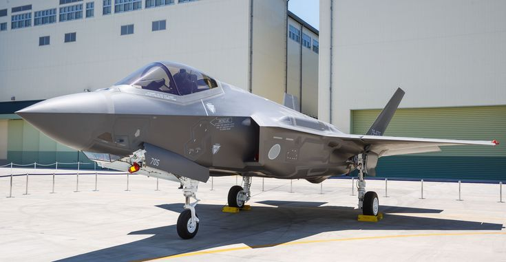 "The first F-35A assembled in Japan, AX-5 ""79-8705"", was unveiled out of the Mitsubishi Heavy Industries (MHI) Komaki South F-35 Final Assembly and Check Out (FACO) facility on Jun. 5.    Just like the Italian F-35 FACO in Cameri, the Japan F-35 FACO is operated by a local aerospace company, MHI. with technical assistance from Lockheed Martin and oversight from the U.S. Government."