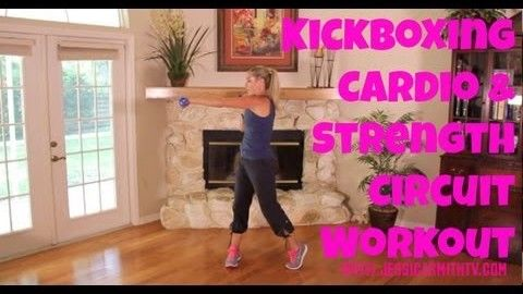 Kickboxing Workouts Archives | Jessica Smith TV Fitness YouTube Workout Videos