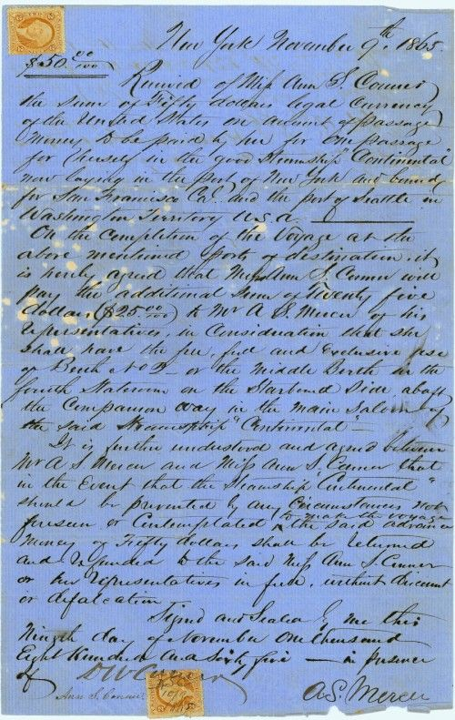 handwritten letter from 1860s #vintage #handwriting #mail