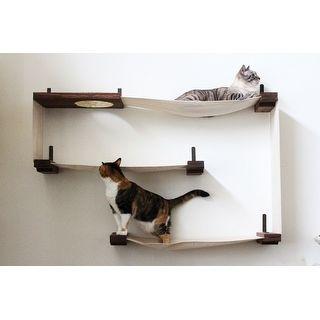 17 best images about cat wall on pinterest cat shelves. Black Bedroom Furniture Sets. Home Design Ideas