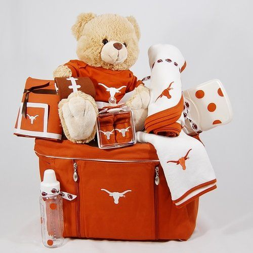 856 best baby stuff images on pinterest baby girl fashion baby items similar to texas baby gift texas baby basket university of texas longhorns baby on etsy negle Gallery