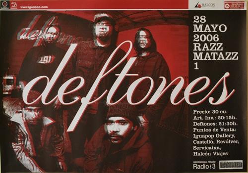 DEFTONES, Barcelona 2006