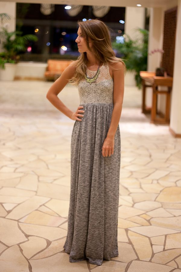 Twenties Girl Style: Maxi - Hawaii Outfit 4 & Beach Vacation Essentials