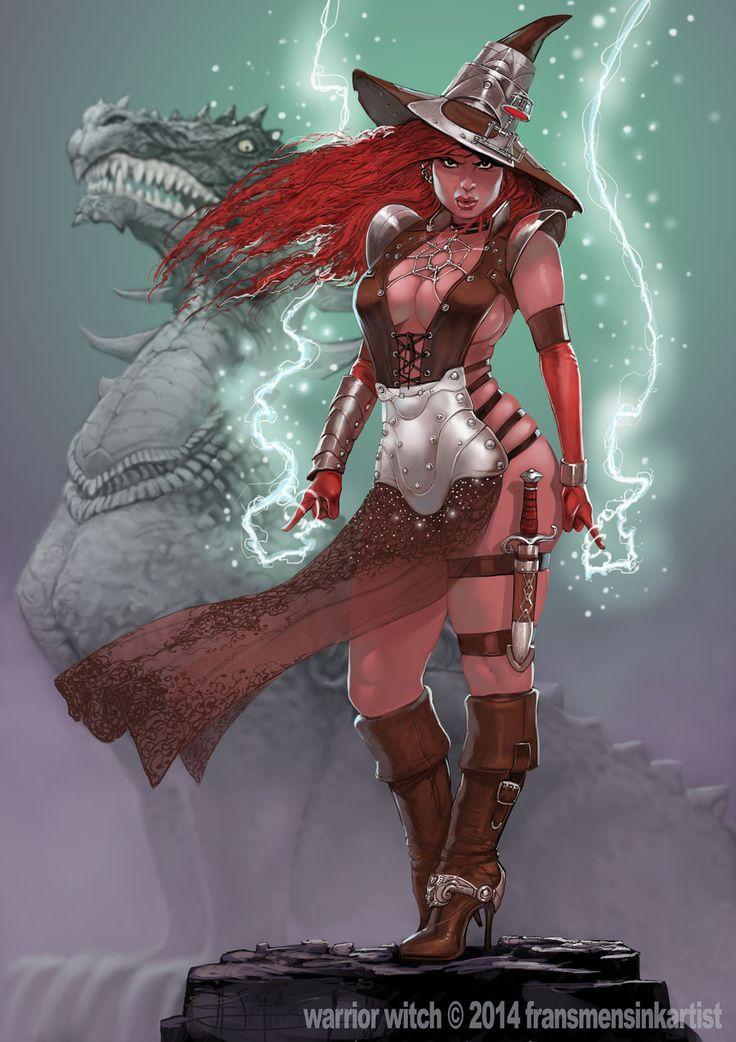 Warrior Witch.
