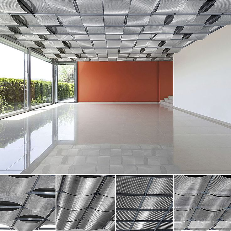 60 best Wire Mesh Ceilings with Architectural Mesh images on ...