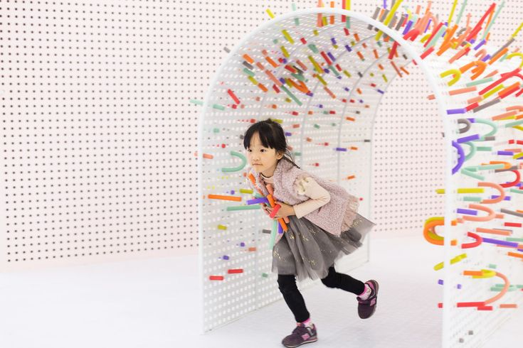 Mathery Studio's TUBO is an interactive coloring space for kids