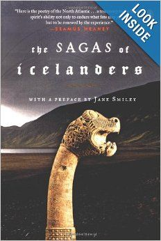 One of a handful of Icelandic sagas I got over the holidays.  Can't wait to read it.  Do you have a favorite myth?