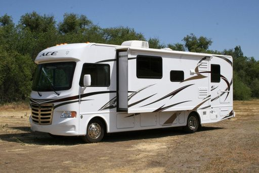 29-32 ft class a motorhome with slide out - motorhome rental worldwide