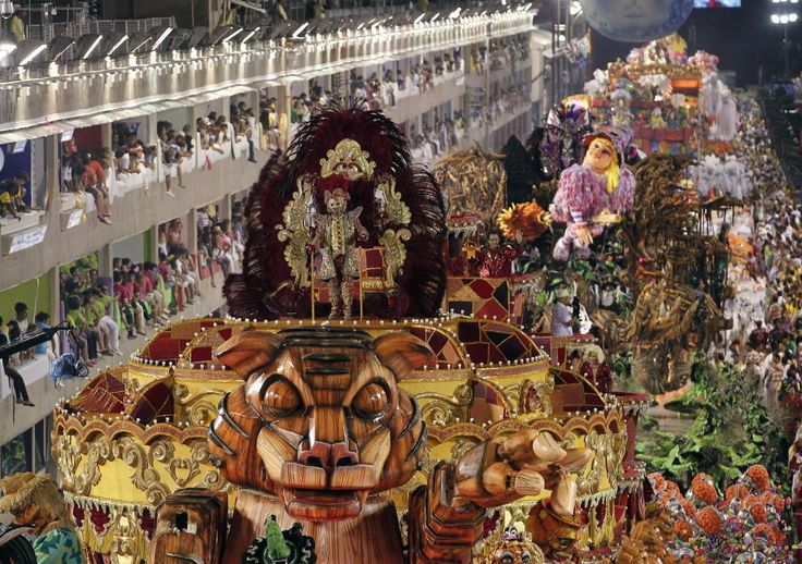 "Rio de Janeiro - Should be on everyone's ""Bucket"" list. To be at the Brasil Carnaval!!!"