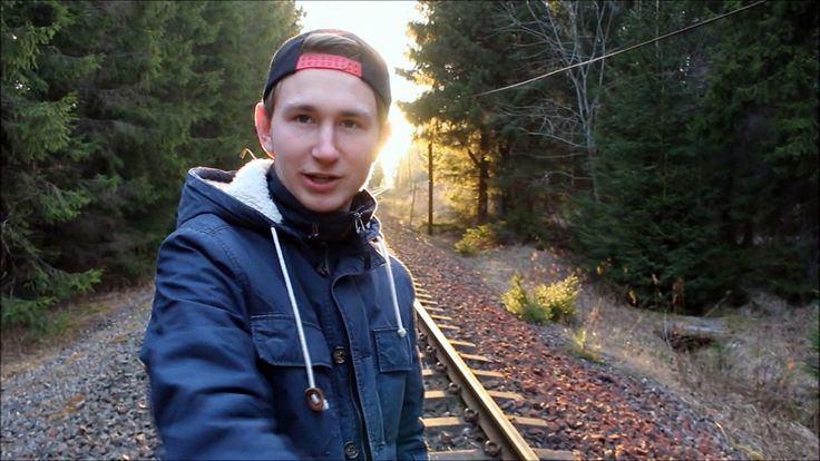 Tänk om ett tåg kommer