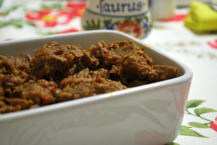 Uno spezzatino di carne morbido e saporito