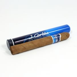 Elegant and full-bodied, J.Cortes High Class cigar brings the look and feel of a classic Corona to a luxury blended short filler cigar.