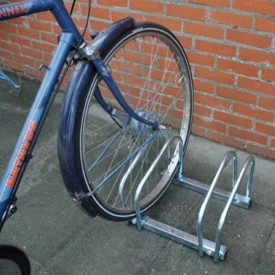 Floor/Wall Mounted Bike Rack
