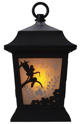 tinker bell solar lantern