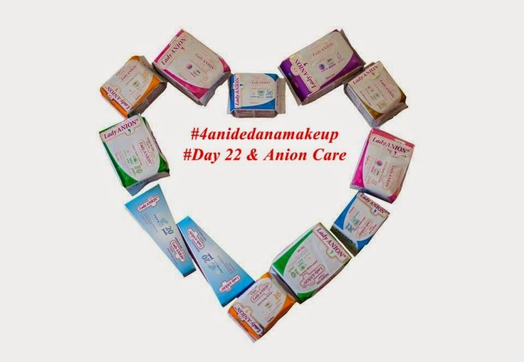 danamakeup.ro: #4anidedanamakeup ziua 22 cu Anion Care