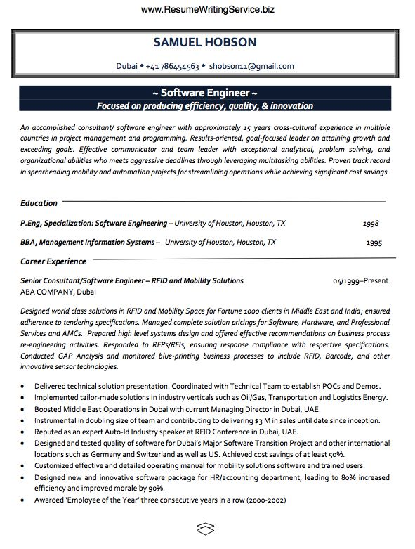 Best 25+ Engineering resume ideas on Pinterest Professional - senior quality engineer sample resume