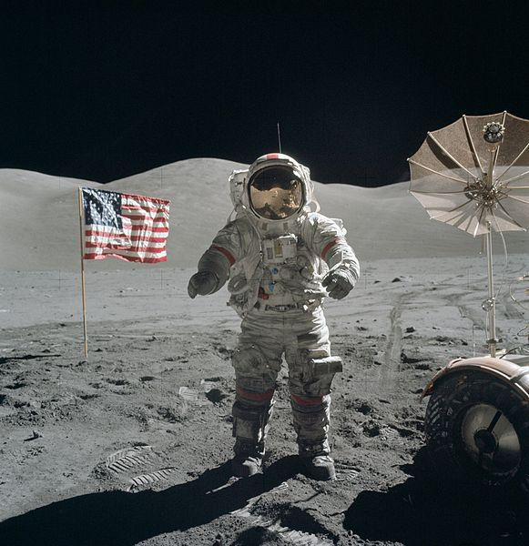 NASA to announce new manned moon missions? -- whole lotta 'what if's' in this article, but it would be cool if it's legit