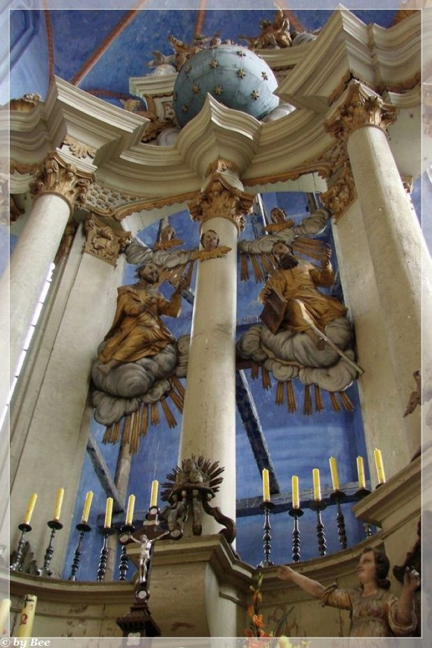 Chełmno, kościół podominikański pw. św. ap. Piotra i Pawła, gotycki. #Chełmno #miasta #zabytki #zwiedzanie #wakacje - balbisia
