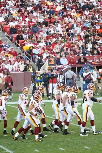 Washington Redskins receiver DeSean Jackson will miss his fifth consecutive game.