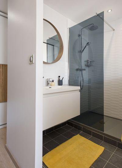 24 best Porte coulissante fait maison images on Pinterest Barn - renovation electricite maison ancienne