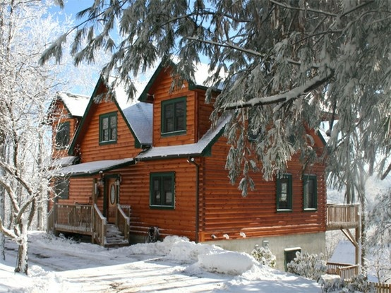 Windswept vistas boone nc log cabin rentals windswept for Cabin rentals in boone north carolina