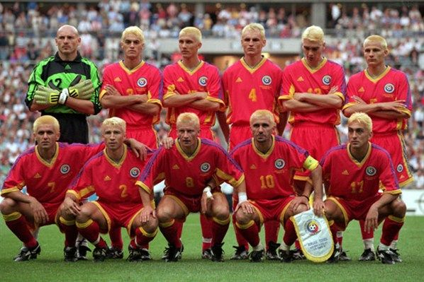 Romanian national team World Cup 1998 World cup, Fifa