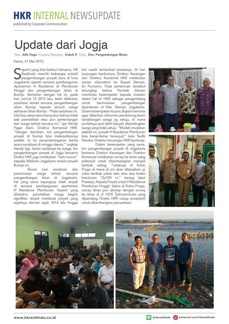 Update dari Jogjakarta