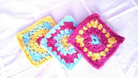 Grunny's crochet coasters /doilies/ /home by KaterinakiJewelry