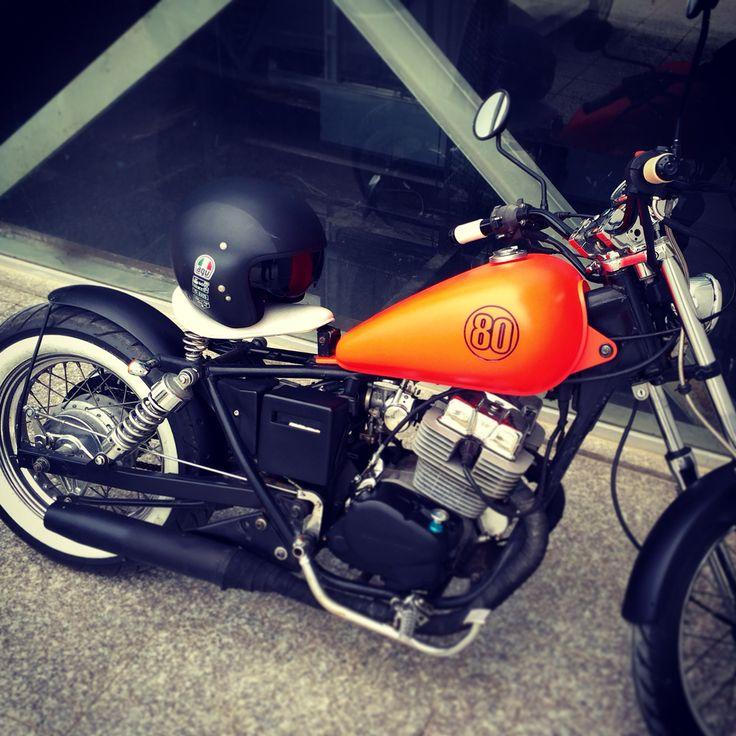 Bobber / 250cc, Honda Rebel