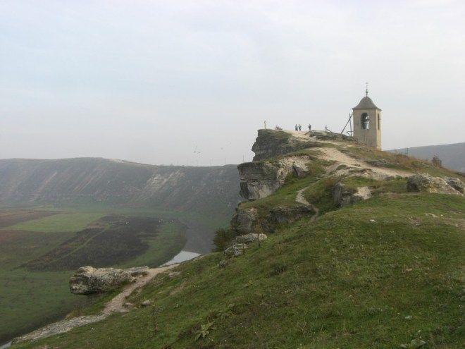 Orheiul Vechi, Moldova #travel #moldova #monasteries