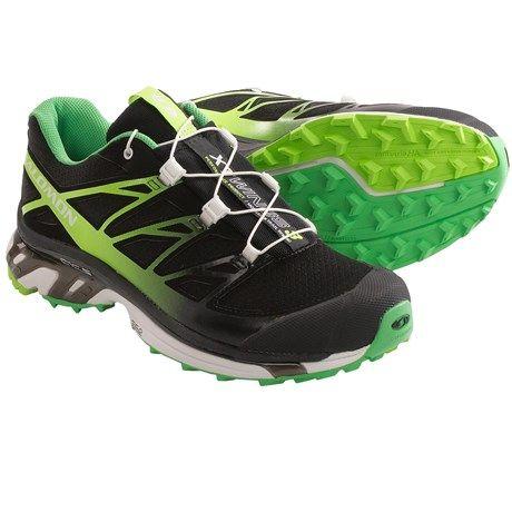 Salomon XT Wings 3 Trail Running Shoes (For Women))