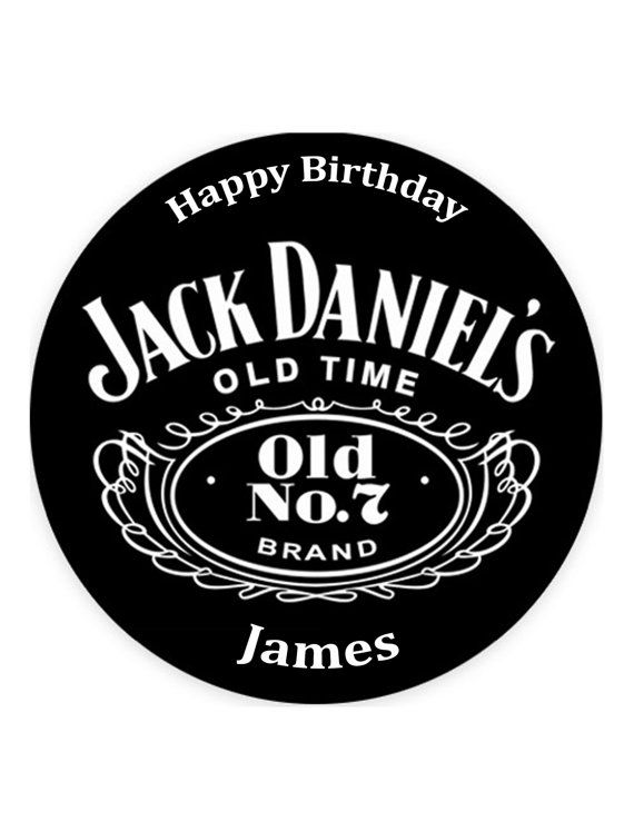 Edible Cake Cupcake Topper Decoration Image Jack by CakersWorld