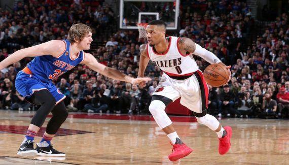 Les Blazers dominent facilement une équipe B des Knicks -  Sans Carmelo Anthony, Derrick Rose ni Lance Thomas, les Knicks présentaient une équipe B pour affronter les Blazers. Et il n'y a pas eu de miracle au Moda Center. Les… Lire la suite»  http://www.basketusa.com/wp-content/uploads/2017/03/lillard-baker-570x325.jpg - Par http://www.78682homes.com/les-blazers-dominent-facilement-une-equipe-b-des-knicks homms2013 sur 78682 homes #Baske