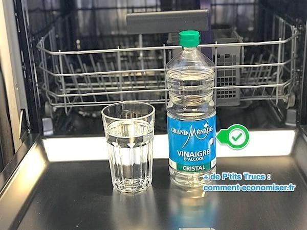 Comment Je Nettoie Mon Lave Vaisselle Avec Du Vinaigre Blanc