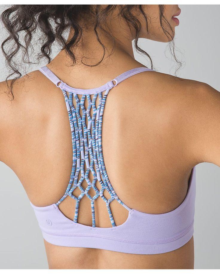∞ true self bra II back detail