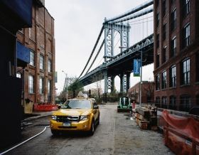 Manhattan Bridge - Robin Santus