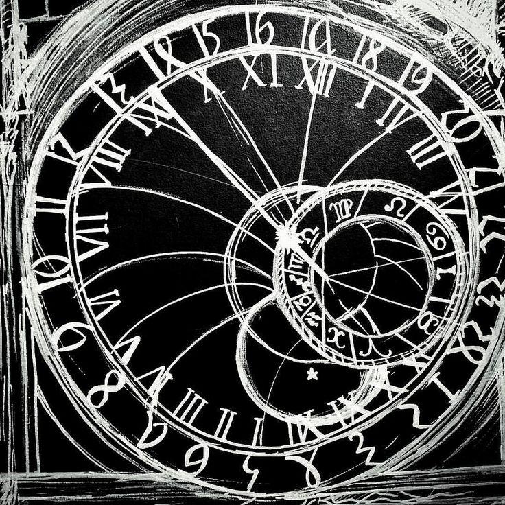 Prague astronomical clock •  Пражские куранты. #прага #praha #prague #cz #praguetravel #travel #travelling #traveling #путешествие #clock #куранты #чехия #astrology #astrologia #часы #календарь #calendar